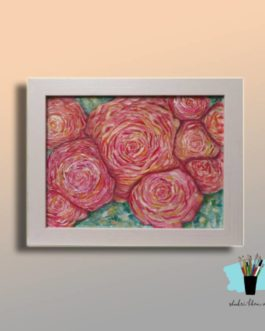 Soft As Petals – Roses in Oil